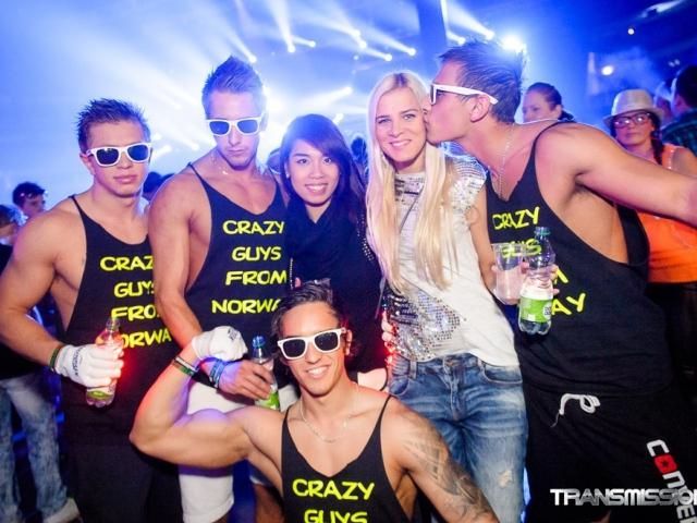 Transmission je v současné době považována za jednu z nejlepších halových tanečních akcí na světě, foto Transmission