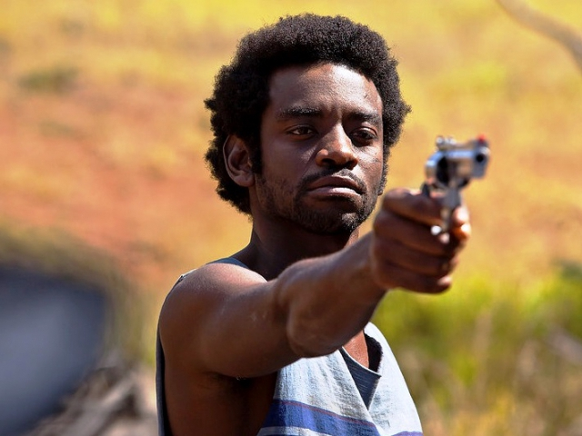 Festival Kino Brasil - Film Brazilian Western, RENÉ SAMPAIO, 2013, foto Saudade z.s.