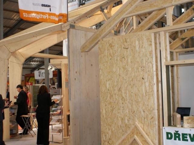 Olomoucká stavební výstava Moderní dům nabídne informace a inspiraci v oblasti bydlení, MORAVSKÁ DŘEVOSTAVBA, foto Praha Press