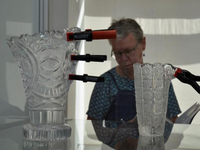 Mezinárodní trienále skla a bižuterie JABLONEC 2014, foto Muzeum skla a bižuterie v Jablonci nad Nisou