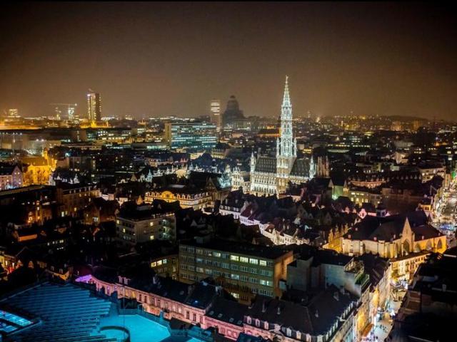 Restaurace v Bruselu mají více hvězd Michelin než celá Francie, foto Plaisirs d'hiver - Winterpret - Winter Wonders 2013 © Eric Danhier