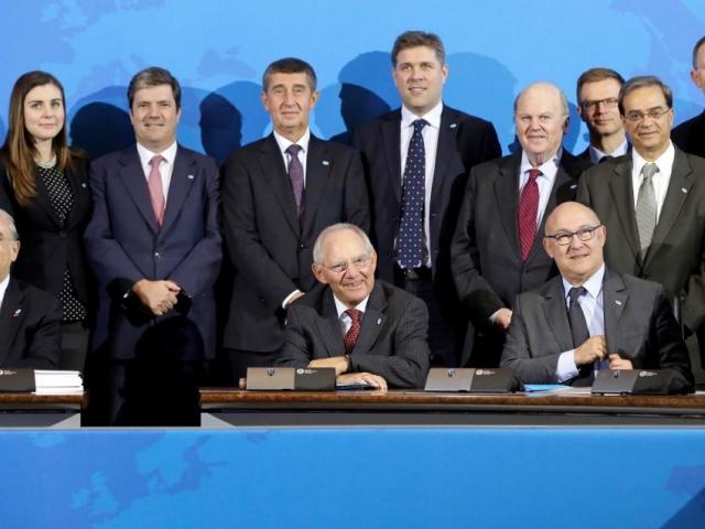 Globální fórum pro transparentnost a výměnu informací v daňových záležitostech, foto Thomas Köhler, photothek.net