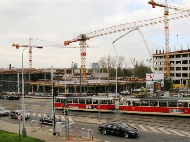 Nová Palmovka se stane společenským i nákupním centrem, foto ÚMČ Praha 8