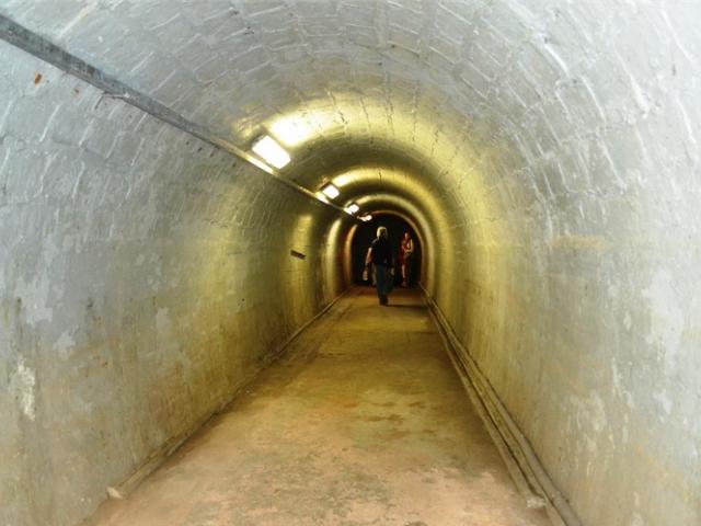 Podzemní bunkr Folimanka bude opět zpřístupněný veřejnosti , foto ÚMČ Praha 2