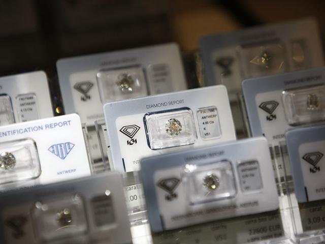 Zveme vás na pátý ročník již tradiční a v Evropě jedinečné výstavy diamantů, foto DIC
