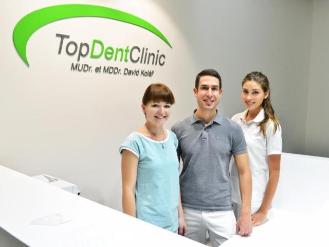 Nová zubní klinika v Praze Holešovicích TopDentClinic přijímá nové pacienty, foto TopDentClinic