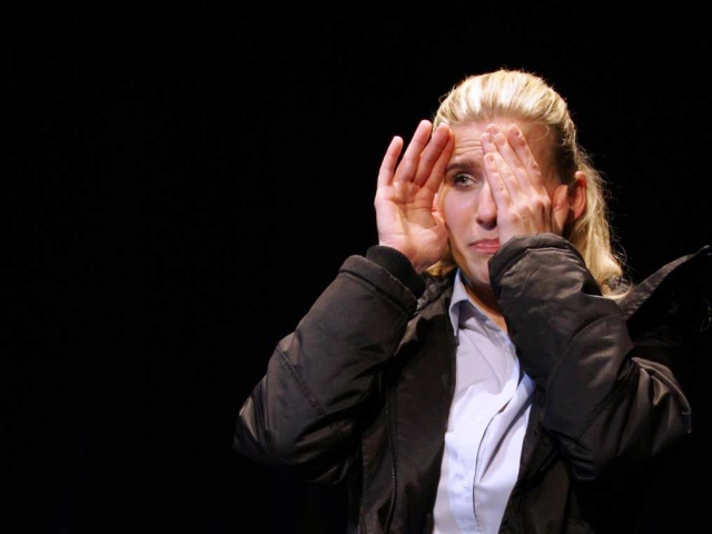Zveme vás do Divadla Kampa v Praze na autorskou komorní divadelní hru Tereza, foto Pavel Paška