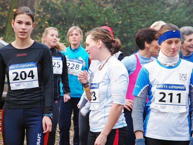 O víkendu si můžete zaběhat v Oboře Hvězda na tradičních běžeckých závodech, foto Ústav tělesné výchovy a sportu ČVUT