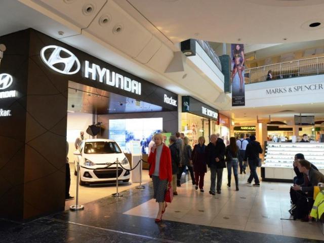 Hyundai Rockar je první online autosalon, foto Huyndai
