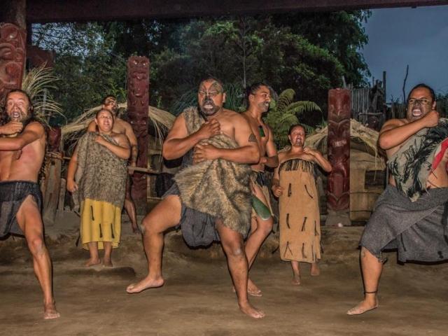 Nový Zéland, foto Jana Halaszová. Festival Kolem světa