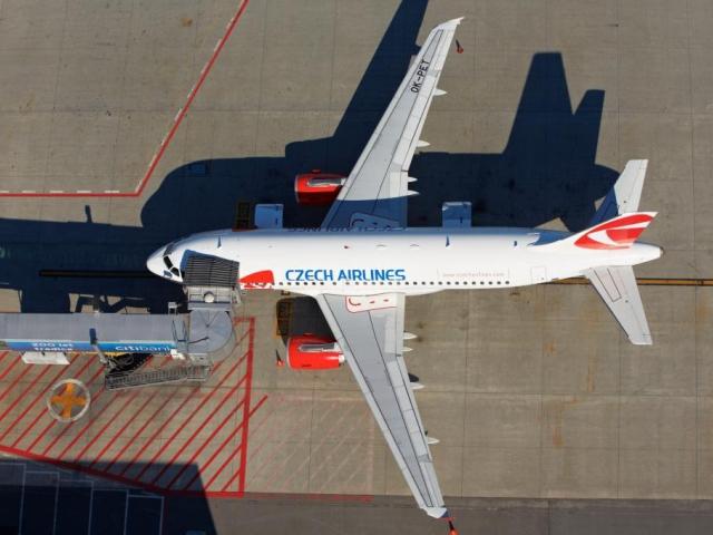 Do sedmi nových destinací zamíří letadla Českých aerolinií během letní sezóny 2015, foto ČSA
