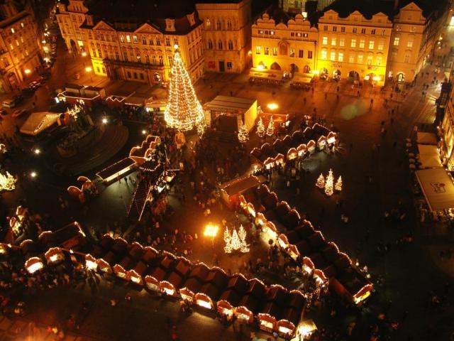 Nový rok v Praze přivítá až 130 tisíc hostů. Foto Prague