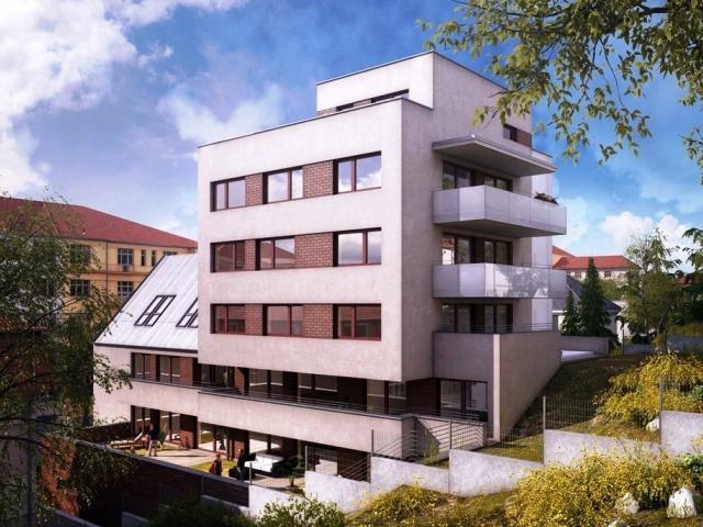 Rezidence Nad Podolskou vodárnou nabídne luxusní bydlení, foto PSJ, a.s.