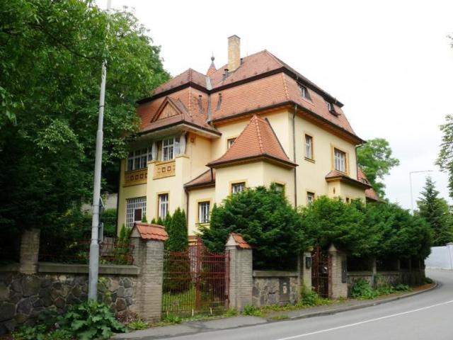 Storchova vila v Praze –Zbraslav byla vyhlášena kulturní památkou, foto NPÚ