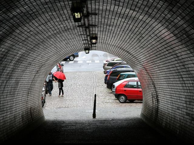 Žižkovský tunel, foto Technická správa komunikací hl. m. Prahy