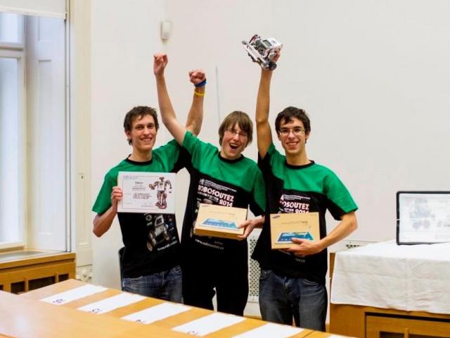 Oblíbená soutěž robotů se uskuteční na Fakultě elektrotechnické ČVUT, foto ČVUT