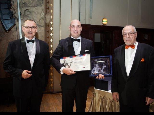 Ředitel Resortu Valachy Tomáš Blabla získal ocenění Hoteliér roku 2014, foto Resort Valachy