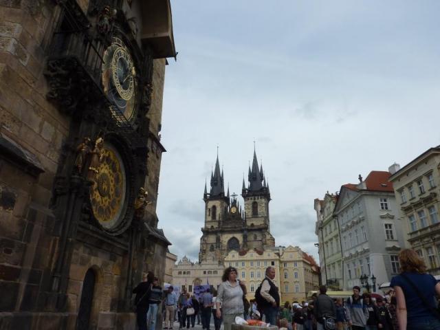 Turisté utratili v létě v České republice o 1,5 miliardy Kč více než vloni, foto Praha Press