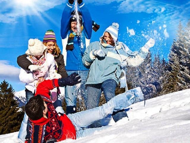 Prožijte svoji zimní dovolenou v Beskydech na Valašsku