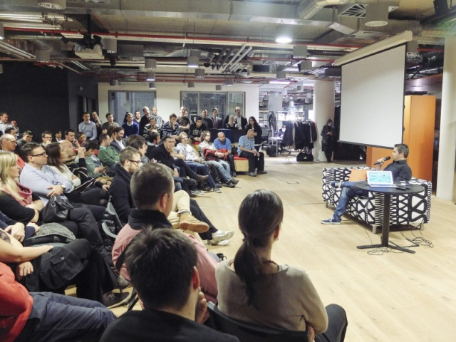 České start-upy se mohou vydat do inkubátoru v Silicon Valley, foto CzechInvest