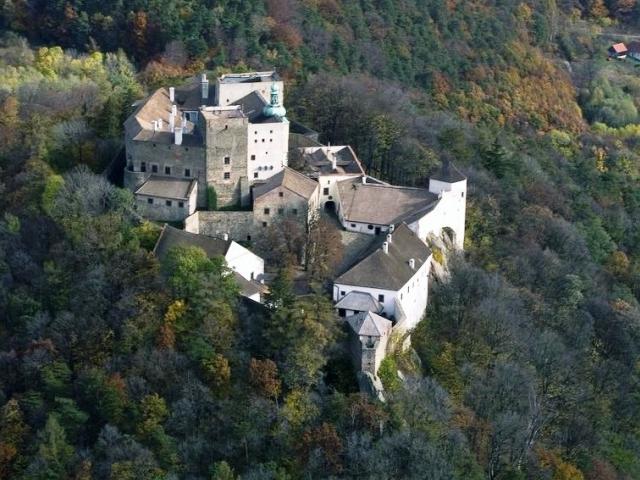 Středověký hrad Buchlov na Štěpána otevře svou bránu návštěvníkům, foto Centrála cestovního ruchu Východní Moravy