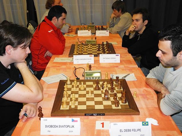 Mezinárodní šachový festival Open Praha, foto ÚMČ Praha 8