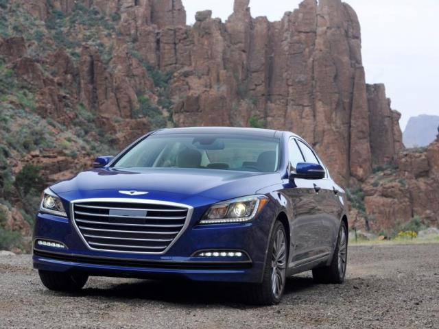 Hyundai Genesis se probojoval mezi finalisty auta roku, foto Hyundai Motor Czech s.r.o.