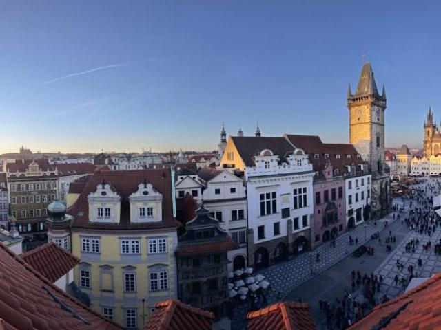 Staroměstskou radnici navštívilo v loňském roce 739 000 turistů, foto Prague City Tourism