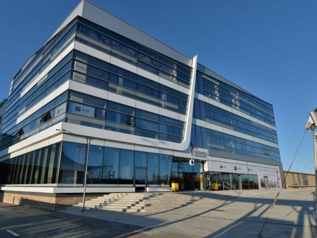 Nová administrativní budova Centra Chodov byla otevřena, foto AMI Communications
