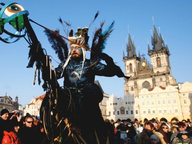 Masopust pražský se uskuteční ve dnech 6. - 17. února. Foto Triglaw Corp s.r.o.