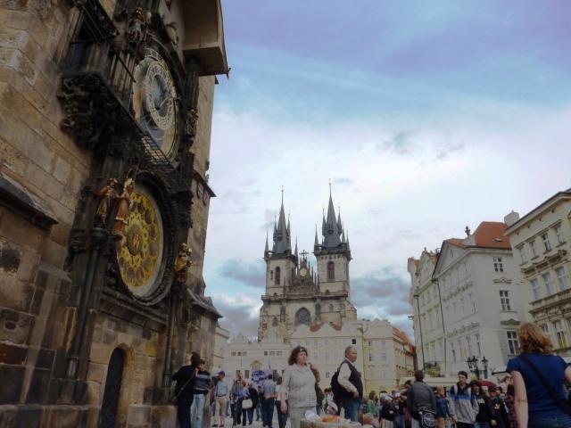 Mezinárodní den průvodců - prohlídka zdarma. V Praze se prohlídky budou konat v sobotu 21. února 2015. Foto Praha Press