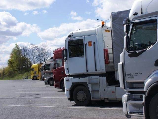 Německý zákon o minimální mzdě nebude zatím uplatňován pro tranzitní dopravu, foto Praha Press