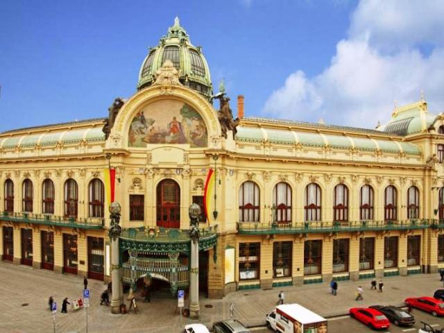 Rada hlavního města Prahy schválila změnu v dozorčí radě Obecního domu, foto Magistrát hlavního města Prahy