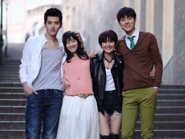 Sen každého producenta! Je prodáno již 10 milionů lístků na čínský film z Prahy, foto Somewhere Only We Know