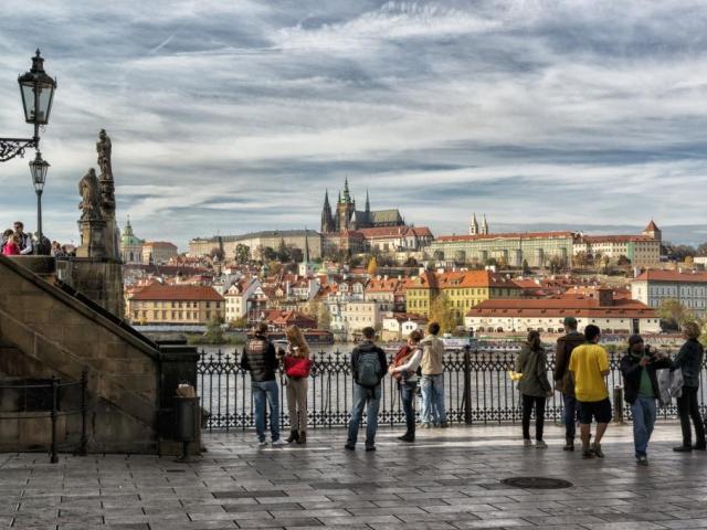 Počet turistů v Praze poprvé překonal hranici 6 milionů, foto Prague City Tourism