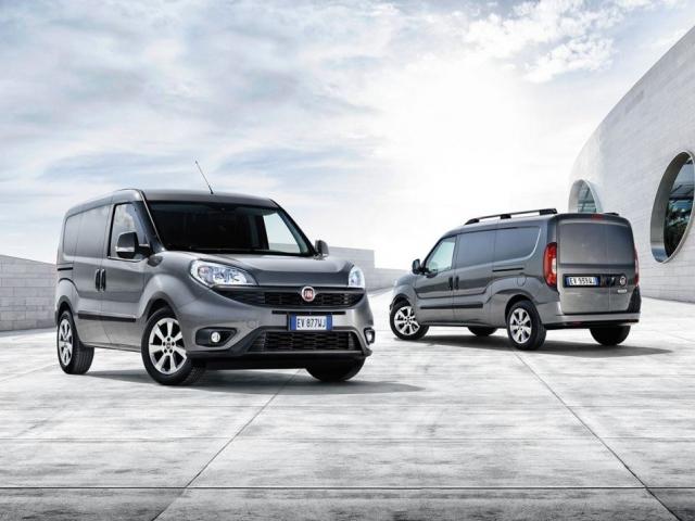 Nové Doblo Cargo - více výkonu a větší užitná hodnota, foto Fiat Chrysler Automobiles N.V.