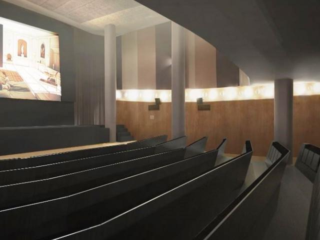 Praha 7 připravuje rekonstrukci kina Bio Oko, foto ÚMČ Praha 7