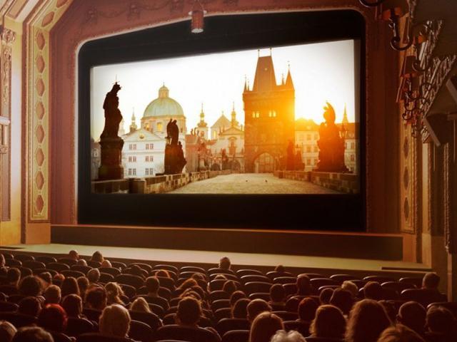 Pražské filmové zážitky jsou letos určeny českým návštěvníkům, foto Prague City Tourism