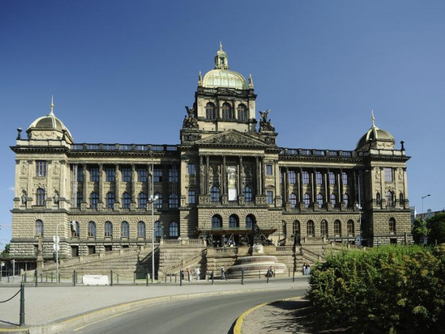 Nebylo vyhověno stížnosti uchazečů na rekonstrukci Historické budovy Národního muzea. Foto Národní muzeum