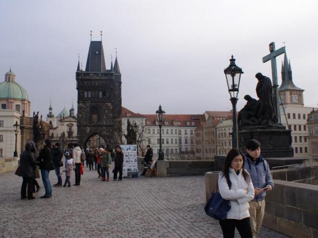 Příjmy České republiky z cestovního ruchu dosáhly v loňském roce 142 miliard. Foto Praha Press