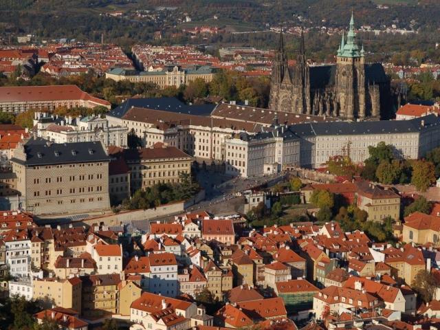 Turisté ze světa zařadili Prahu v nejlepší desítce TOP destinací roku 2015, foto Pražská informační služba