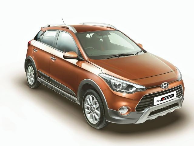 Nový i20 Active představen v Indii, foto Hyundai Motor