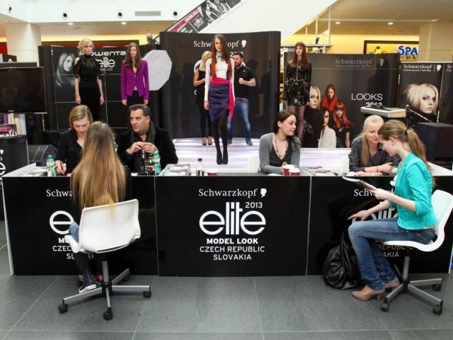 Prestižní soutěže světové modelingové agentury Elite letos opět změní život několika dívkám a chlapcům, foto Unibail-Rodamco