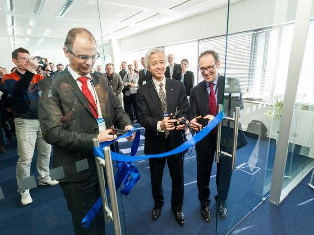 Konica Minolta otevřela první centrum pro vývoj inovačních produktů a služeb ve střední Evropě, foto Konica Minolta Business Solutions Czech