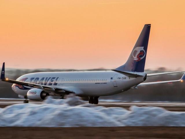Společnost Travel Service se stala od 31. března 2015 novým a současně druhým největším akcionářem ČSA. Foto Travel Service