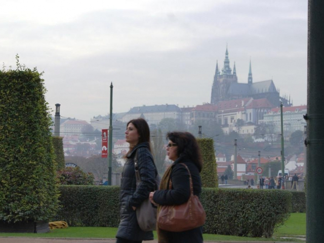 Ženy jsou v podnikání stále v menšině, vlastní pouhých 14 % firem. Foto Praha Press