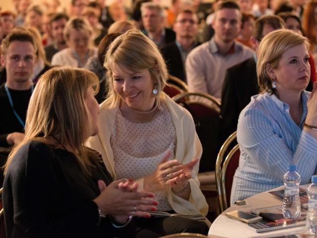 Konference Marketing Management, foto Blue Events