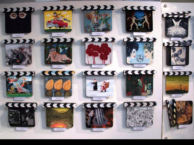 Filmové klapky představí v Praze více než 100 nových děl připravovaných pro 55. ZLÍN FILM FESTIVAL. Foto FILMFEST, s.r.o.