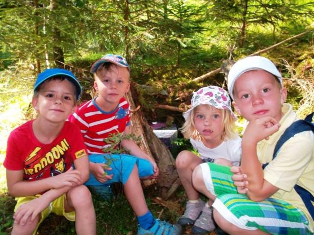 Přijeďte s dětmi na prodloužený víkendový pobyt do Kašperských Hor do 4* Family hotelu Rilancio.
