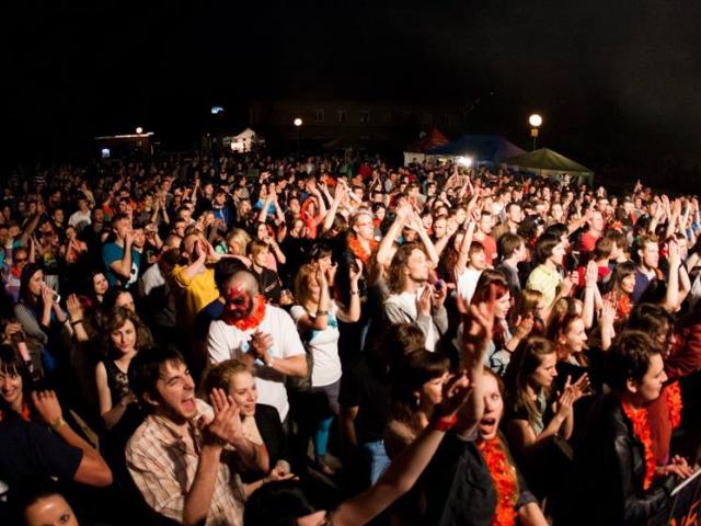 Festival MEZI BLOKY je plný fantazie a hudby, foto MEZI BLOKY